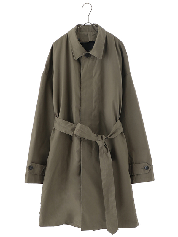 Bal Collar Trench Coat